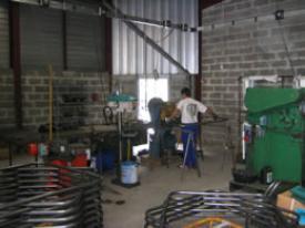Factory storage